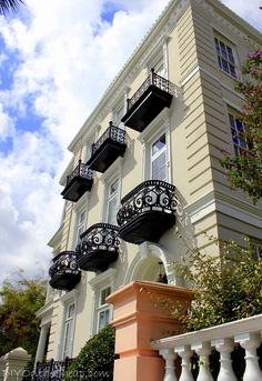Beautiful homes of Charleston, SC