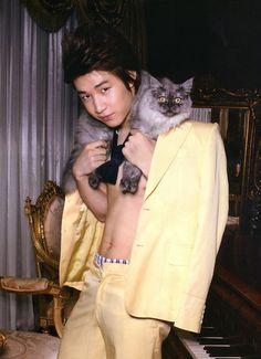 Super Junior M - Numero Magazine 2009 --- Henry
