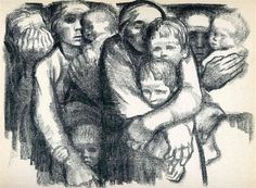 The Mothers - Kollwitz Kathe - WikiArt.org