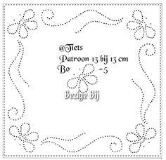 Borduurpatroon - www.designwell.org