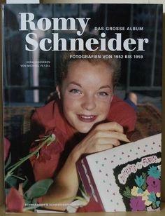 Romy Schneider. Das Grosse Album. Fotografien von 1952 bis 1959. Petzel, Michael