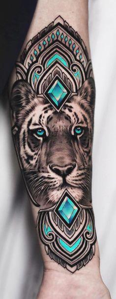 Bohemian tattoo (by Daniel Silva) Mandala Tattoo – Fashion Tattoos Wolf Tattoos, Full Leg Tattoos, Full Sleeve Tattoos, Tribal Tattoos, Gypsy Tattoos, Tiger Tattoo Sleeve, Arabic Tattoos, Badass Tattoos, Body Art Tattoos