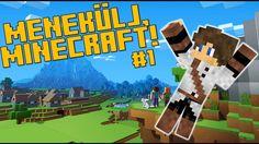 [ÉLŐ] 6 ÓRÁD VAN, HOGY LEGYŐZD!! Minecraft, Menekülj! #1 Minecraft