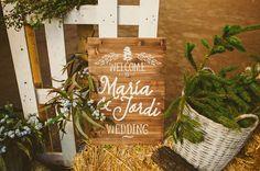 MARÍA & JORDI: BODA VINTAGE EN INVIERNO Boda Original maria y jordi 18 900x598