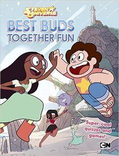 Best Buds Together Fun (Steven Universe): Jake Black: 9781101995167: Amazon.com: Books