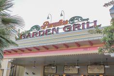 Greek Food at Paradise Garden Grill - California Adventure