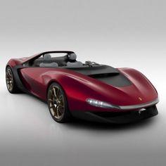 Sergio concept car  by Pininfarina: PURE CLASS...