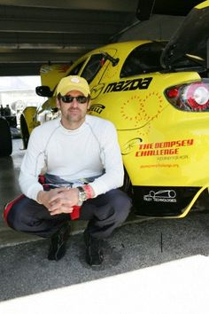 x Patrick Dempsey Racing, Race Cars, Dads, Handsome, Actors, Drag Race Cars, Fathers, Actor, Rally Car