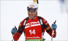 Best biathlon athlete in history. A true legend