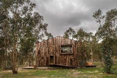 Tunquen House  / DX Arquitectos