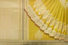 Swati & Sunaina Handwoven Benarasi Silk Sari 1023450 - Brands / Saris / Swati & Sunaina - Parisera