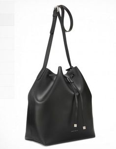 6f45314f164f1 Coccinelle Bucket Bag in Black Photography Bags