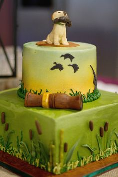 hunting cake - Google Search