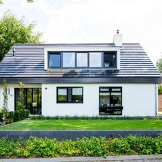 Bungalow Extensions, House Extensions, Bungalow Conversion, Dormer Bungalow, Bungalow Exterior, Dormer Windows, House Front, My House, Roof Window