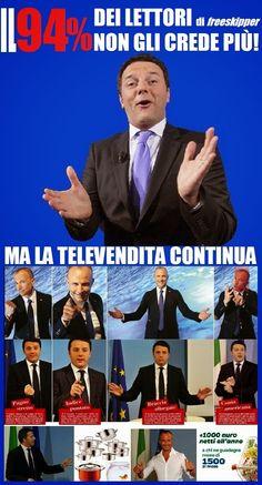 Freeskipper | Italia: Sondaggio freeskipper: Renzi, tante chiacchiere e ...
