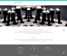 Realizzazione sito web. La società EURODIAM S.r.l. , con sede operativa in Valenza centro principale in Italia ed Europa per la creazione della gioielleria venduta in tutto il mondo, opera come grossista in diamanti tagliati, mettendo a disposizione dei clienti, oltre ad una seria professionalità, anche l'esperienza nei mercati in varie parti del Mondo.