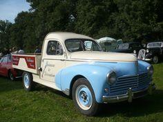 1953 Peugeot 203 U8 Pikap