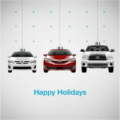 Toyota of Puyallup wishes you and your family a safe and happy holiday season!