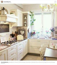 cucina shabby chic in stile provenzale - romantico n.24 | cucine ... - Arredamento Shabby Chic Arezzo
