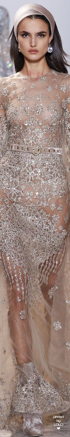 Elie Saab Spring 2017 Couture ♛BOUTIQUE CHIC♛
