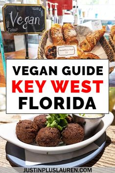 Vegan meals in Key West, Florida? No problem! Key West and the Florida Keys have lots of vegan and vegetarian dining options. Here are the best vegan restaurants in Key West that you'll love! Key West Restaurants, Best Vegan Restaurants, Chicago Restaurants, Key West Florida, Florida Keys, Florida Travel, Florida Food, Maui Vacation, Visit Florida