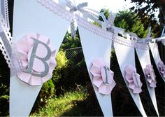 Bride To Be Bridal Shower Banner by DDCupcakeAccessories on Etsy, $30.00