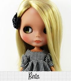 Blond Blythe