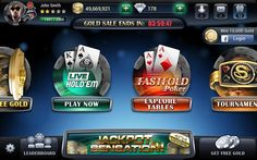 poker ui - Google Search