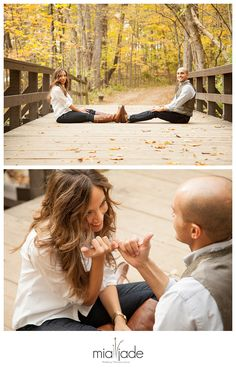 fall save the date ideas - Google Search