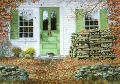 fred swan art | Fred Swan Art, Prints, Giclees, Calendars, Cards, Puzzles, Gifts and ...