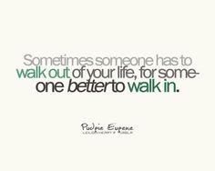Walk in