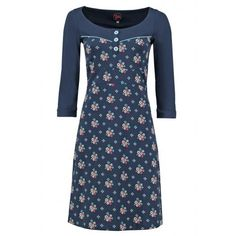 Dress Tammy Winterflower Blue