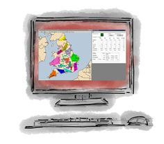Territory Planner - Plan tactical routes using territory planning software.  By implementing strategic logistics planning software such as Territory Planner, enterprises will be able to respond to these scenarios quickly and efficiently and at minimum cost.