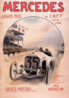 1908 French Grand Prix.