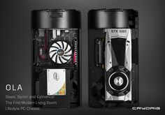 CRYORIG Will Reveal Two PC Cases on Computex