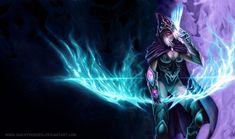 Ashe Raven Theme by Smexyheroes.deviantart.com on @deviantART