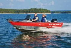 New 2012 Tracker Boats Pro Guide V-16 SC Multi-Species Fishing Boat Boat - iboats.com