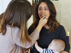 La directrice de la rédaction et débutante en rouge à lèvres Cassandre Cadieux teste cinq rouges à lèvres avant-gardistes.