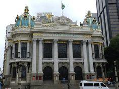 Teatro Municipal Rio de Janeiro - RJ