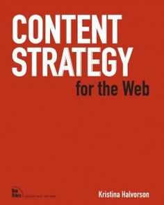 The essential book for large website redesigns and new #contentmarketing programs. #HOM3 Handboek Online Marketing