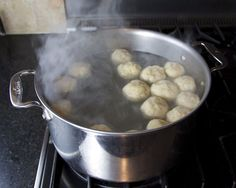 How to make great matzo ball soup