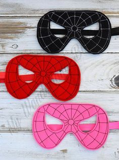 Spiderman mask party favors by MyWonderlandBoutique on Etsy - Visit to grab an amazing super hero shirt now on sale! Avengers Birthday, Superhero Birthday Party, 4th Birthday Parties, Man Birthday, Birthday Party Decorations, Party Favors, Birthday Ideas, Spiderman Girl, Spiderman Theme