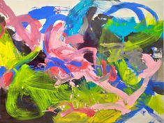 Peinture abstraite à l'acrylique Format 146 x 114 cm 2020 Painting, Art, Paint, Art Background, Painting Art, Kunst, Paintings, Performing Arts, Painted Canvas