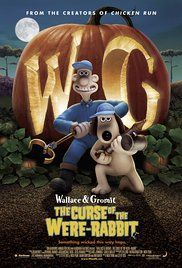 The Curse of the Were-Rabbit Poster