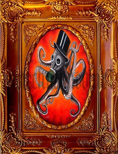 classy octopus