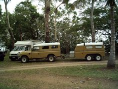 a Defender trailer - Australian Land Rover Owners
