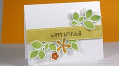 Featuring Paper Smooches: Happy Birthday