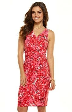 This dress is perfect for a spring interview!