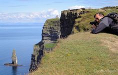 Cliffs of Moher Passport Stamps, Cliffs Of Moher, Hanging Out, Closer, Celtic, Castle, Explore, Mountains, Lady