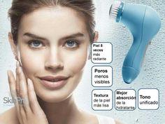 Nuevo cepillo facial eletrico, piel radiante en tan solo 1 minuto.Y ahora de promocion es de 40€ pero si te das prisa  puede ser tuyo por tan solo 29.95€.Estamos todas las que lo hemos probado encantadas con el.